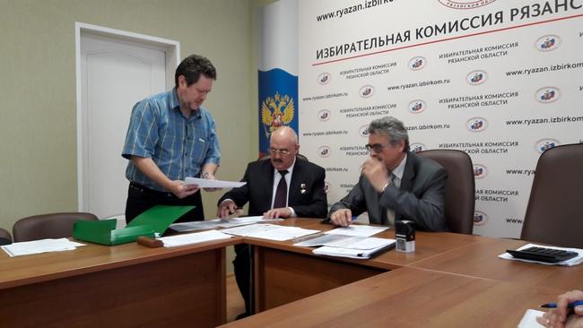 Святослав Голубятников вступил в предвыборную гонку